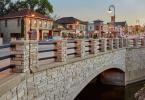 Main Street in Menomonee Falls, WI