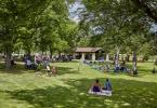 Rotary Park in Menomonee Falls, WI